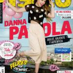 Danna Paola revista 15 a 20