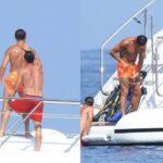 Cristiano Ronaldo y su reunion gay en el yate