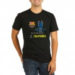 Camiseta FC Barcelona campeones Champions League 2015