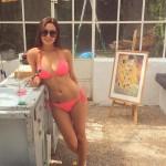 Ivana Baquero en bikini 2