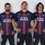El Paris Saint-Germain saldra con jersey especial