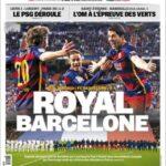 La prensa mundial se rinde ante el FC Barcelona
