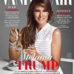 Vanity Fair Mexico pone a Melania Trump en su portada