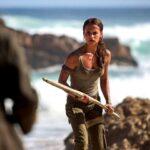 Lara Croft ahora sera flaca en el cine