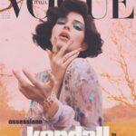 Kendall Jenner para Vogue Italia Febrero 2019