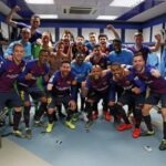 La paternidad del FC Barcelona ya es histórica
