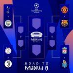 Asi quedaron los sorteos de la Champions League y Europa League