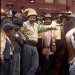 Fotos remasterizadas de la Revolucion Mexicana