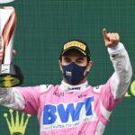 Checo Perez termina segundo en GP de Turquia