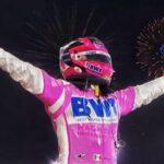 Checo Perez gano el Gran Premio de Sakhir