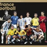 El dream team historico de France Football