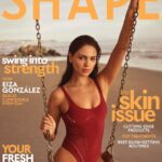 Eiza Gonzalez en la revista Shape
