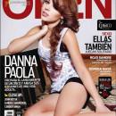 Fotos Danna Paola en la revista Open