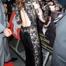 Kristen Stewart y su ropa transparente