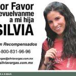 Hija de Nelson Vargas secuestrada