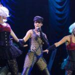Rihanna se sintio mal en concierto