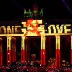 Fotos U2 puerta de Brandenburgo