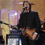 Paul McCartney en Mexico en el foro sol