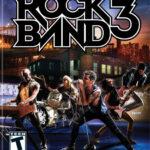 Se da a conocer el tracklist de Rock Band 3