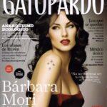 Barbara Mori revista Gatopardo