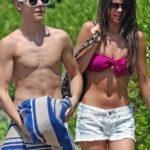 Fotos de Justin Bieber y Selena Gomez en Hawaii