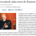 The Wall de Roger Waters tocara en River Plate [Rumor]
