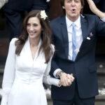 Paul McCartney se casa por tercera vez