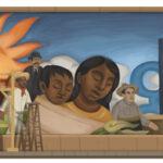 Google celebra el aniversario de Diego Rivera