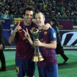 Fotos FC Barcelona Campeon Mundial de Clubes 2011