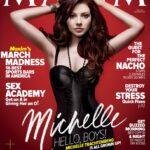 Michelle Trachtenberg revista Maxim