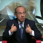 Presidente Felipe Calderon estuvo en Tercer Grado
