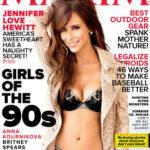 Jennifer Love Hewitt para revista Maxim