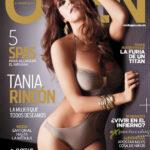 Tania Rincon en la revista Open