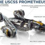 Conoce el USCSS Prometheus