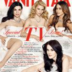 Vanity Fair dedica numero a la television