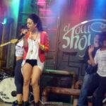 Danna Paola en El Show Show