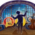 Google dedica logo a José Pablo Moncayo García