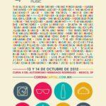 Cartel del festival Corona Capital 2012