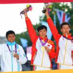 Erick Barrondo gana la primera medalla olimpica para Guatemala
