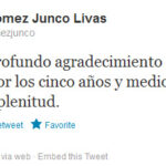 Roberto Gomez Junco deja Televisa