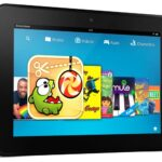 Amazon presento la nueva Kindle Fire HD