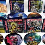 Iron Maiden relanzara sus 8 primeros discos en Vinil