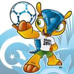Conoce al armadillo la mascota de Brasil 2014