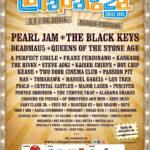 Cartel del festival Lollapalooza Chile 2013
