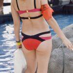 Rumer Mills la hija de Bruce Willis y Demi Moore en bikini