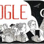 Google celebra el 165 aniversario de Bram Stoker
