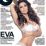 La actriz Eva Longoria en la revista GQ