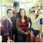 Kristen Stewart con Taylor Lautner?