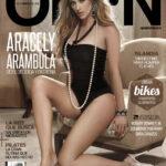 Aracely Arambula para la revista Open