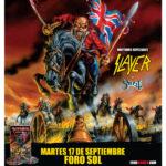 Iron Maiden regresa a Mexico para septiembre 2013